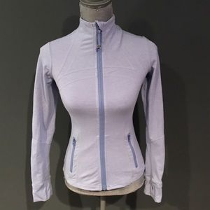 Lululemon Define Jacket Heathered Lilac Purple